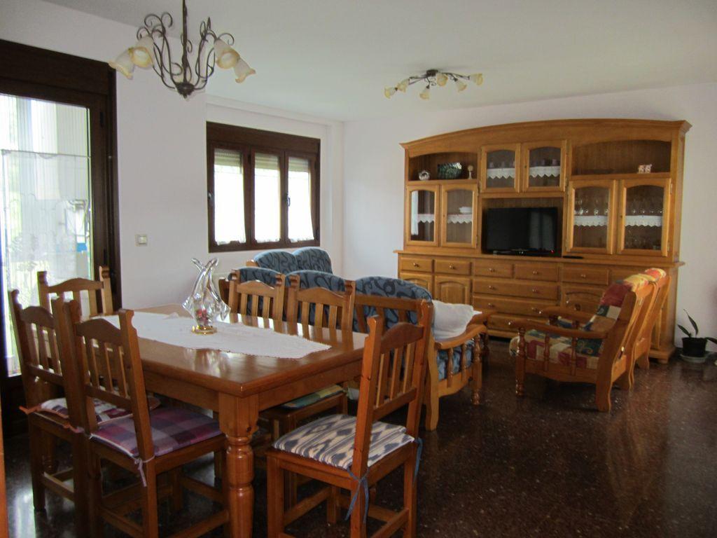 Apartamento con encanto en Aínsa con  Calefacción