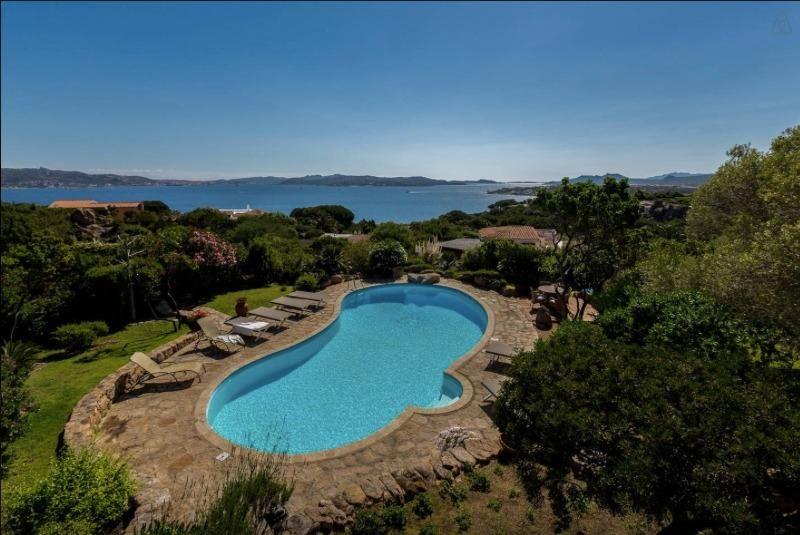 Casa de vacaciones para 10 personas, con piscina, en Olbia