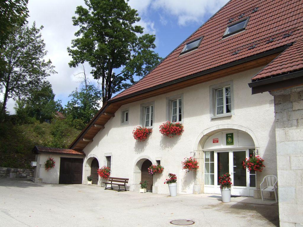 Casa popular de 120 m²