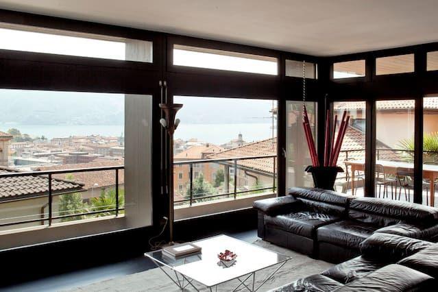 Apartamento de 110 m² en Lugano