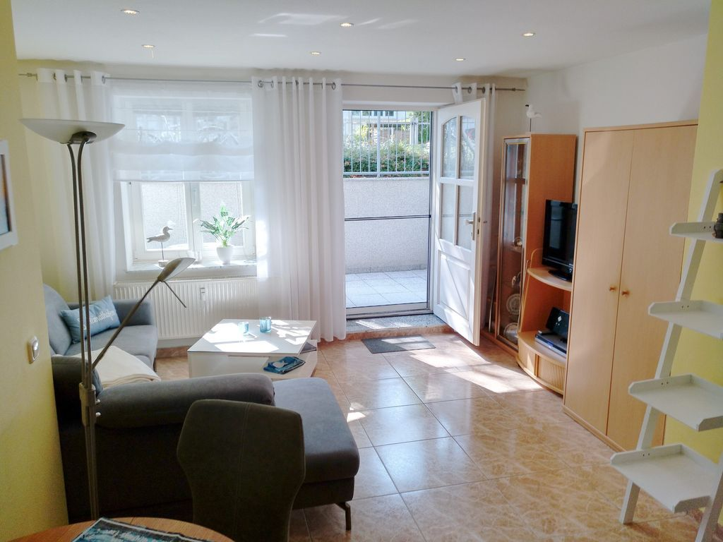 Ausgestattete Ferienunterkunft auf 36 m²