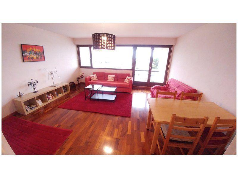 Apartamento de 73m2 muy tranquilo, luminoso, funcional