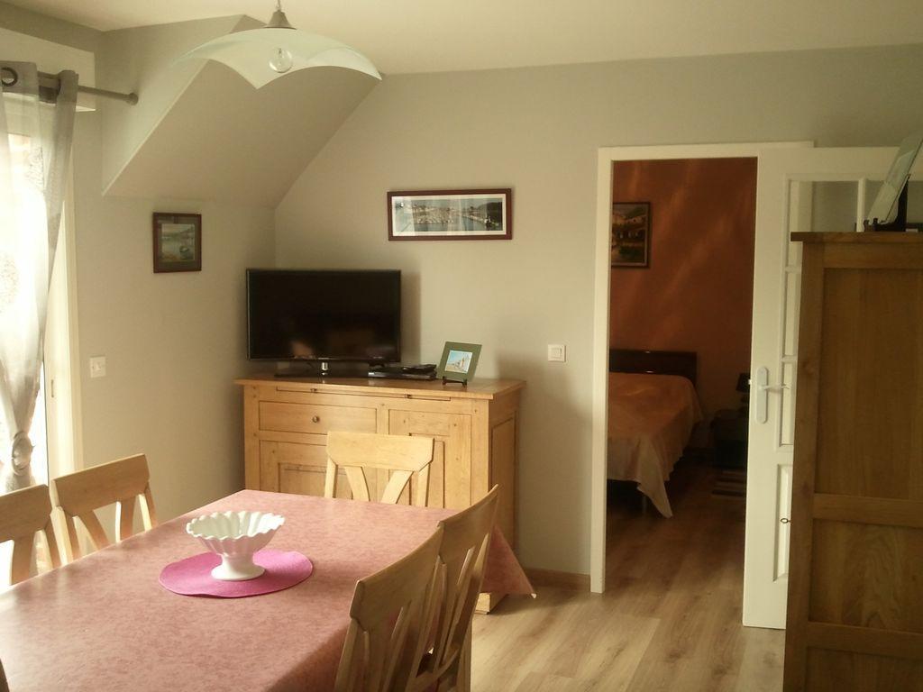 Apartamento equipado de 40 m²