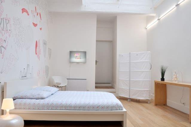 SODAroom gîte urbain contemporain, centre d'Angers
