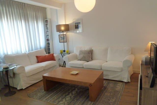 Appartement fonctionnel à Irun