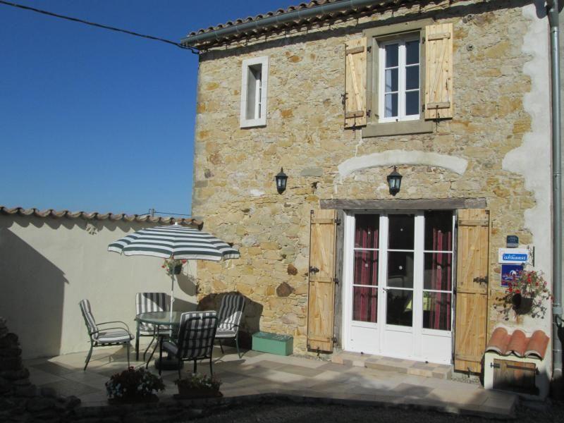 Chez Grady French holiday Cottage near Carcassonne