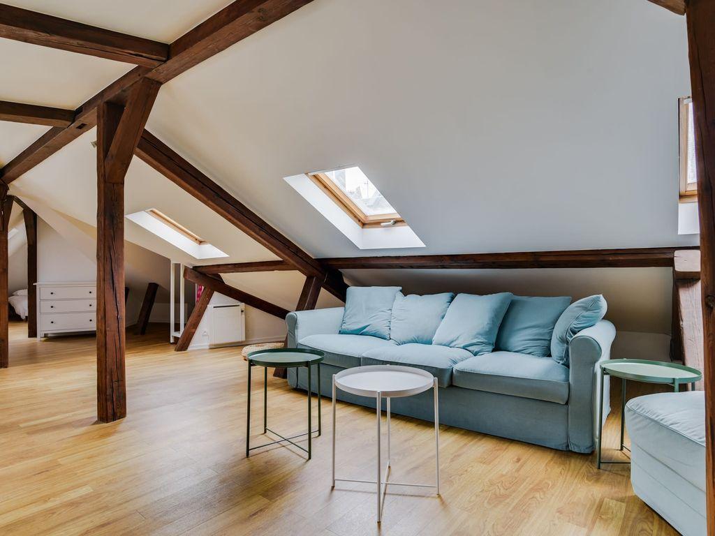 Chalet auf 50 m²