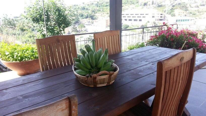 Casa de 150 m² con balcón