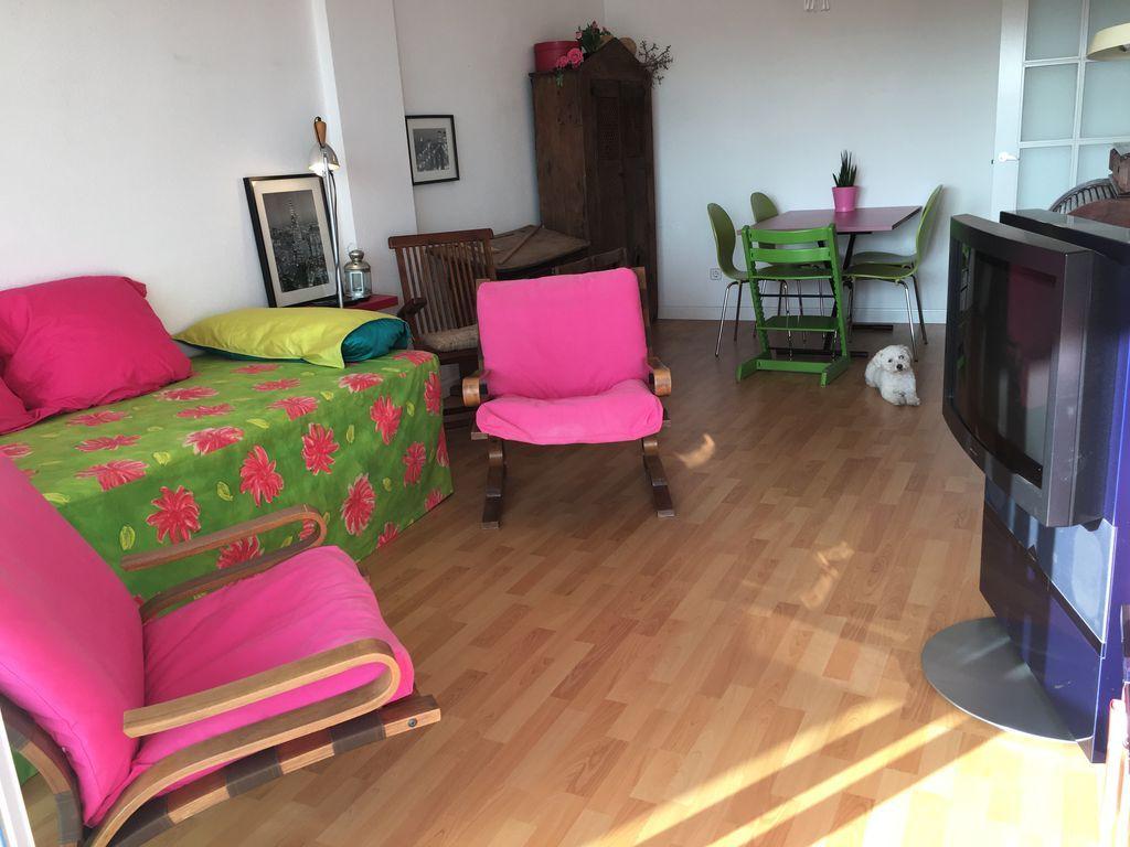 Apartamento perfecto en Aguadulce con Internet y AC