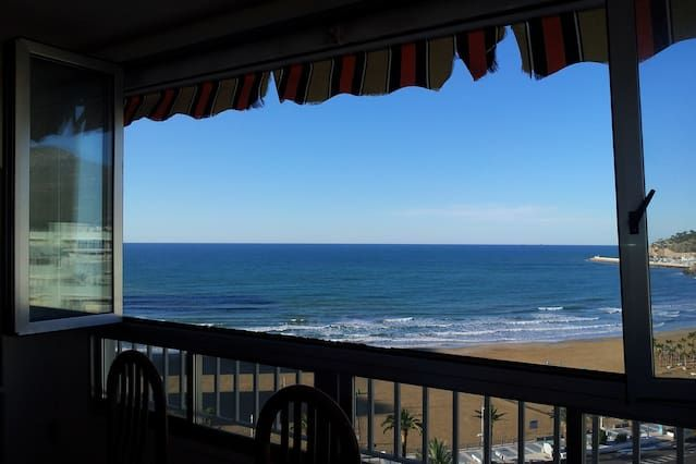 Holiday rental with garden in Oropesa del mar