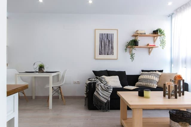 Holiday rental with parking included and 1 room