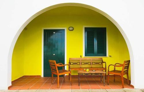 Alojamiento apto para mascotas en Cirella
