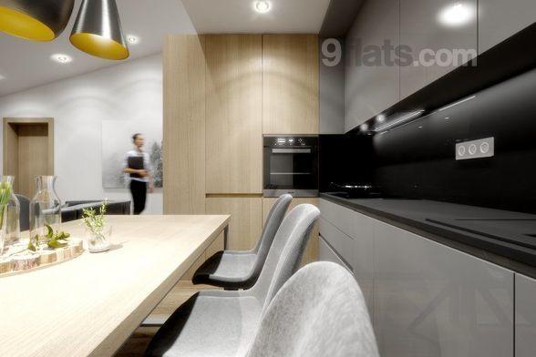 Funcional vivienda de 3 habitaciones