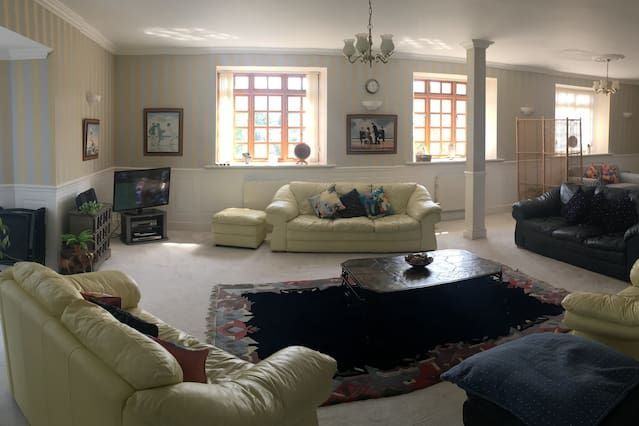 Apartment in Shanklin for 9 guests
