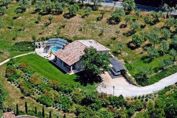 Residencia en Collazzone para 4 huéspedes