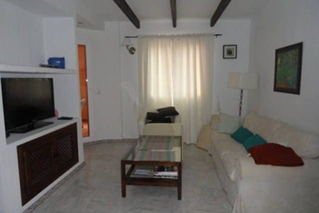 Property for 7 people with balcony
