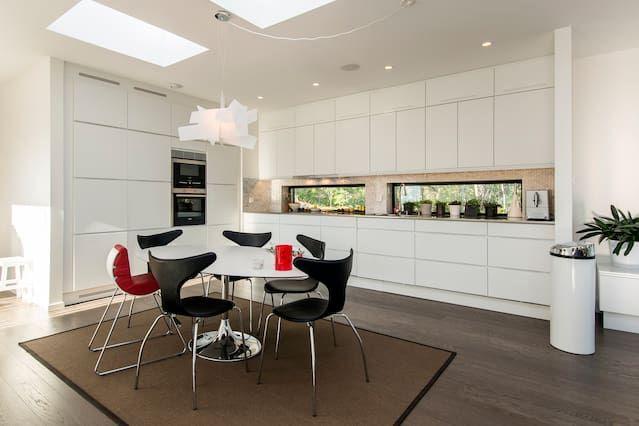 Casa con wi-fi de 206 m²