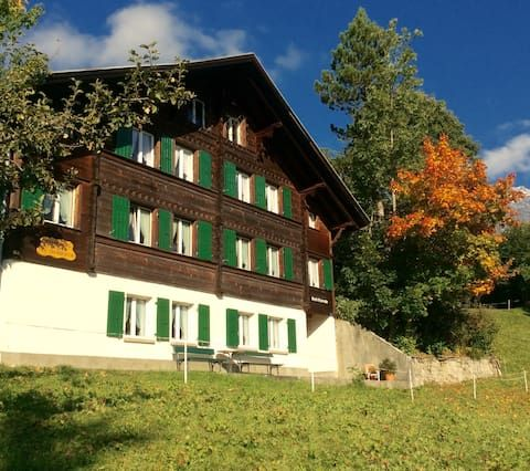 Alpenruhe Apartment with 2 beds Obj. 2239