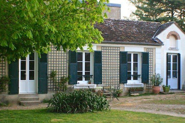 Residencia con wi-fi en Samoreau