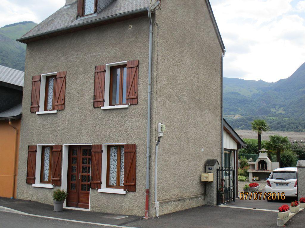 Residencia de 60 m² para 5 personas