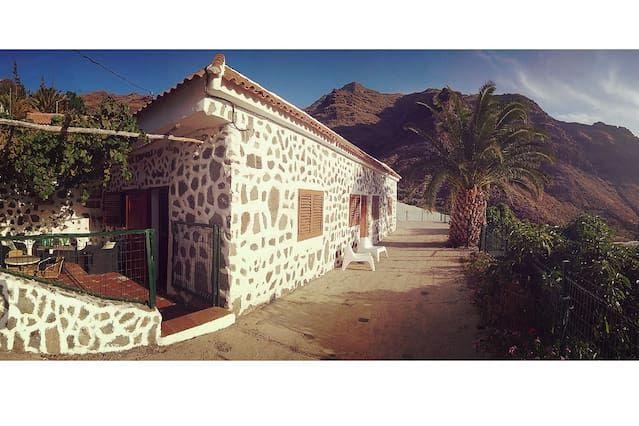 Panorámica casa en Tasartico