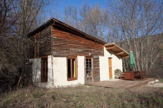 Casa de 1 habitación en La roche-sur-le-buis