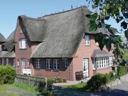 Ferienhaus mit Garten in Norddorf
