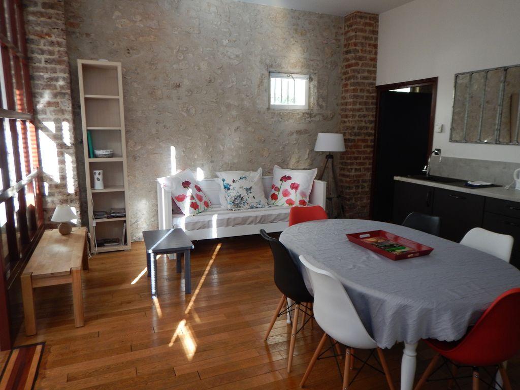 Alojamiento en Blois de 2 habitaciones