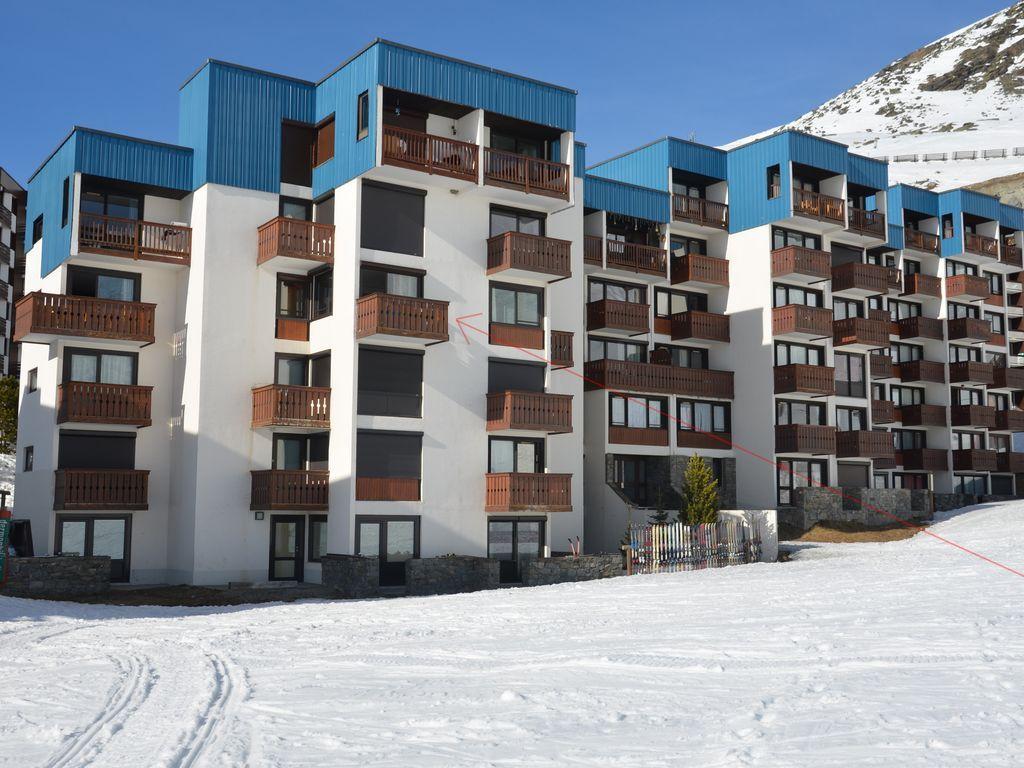 Apartamento de 34 m² en Val thorens