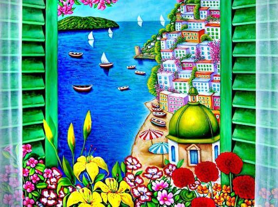 Casa vacanze panorámica con giardino