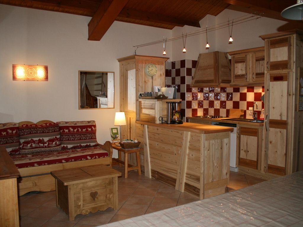 Apartamento en Lanslebourg-mont-cenis para 9 personas