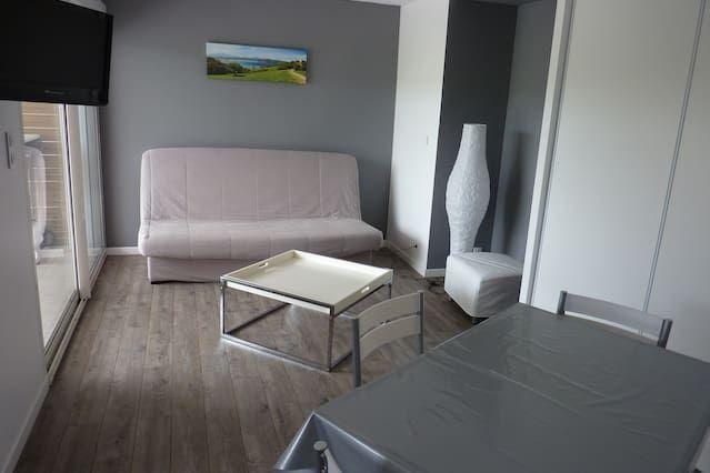 A las puertas de Biarritz; Apartamento 2/4 personas