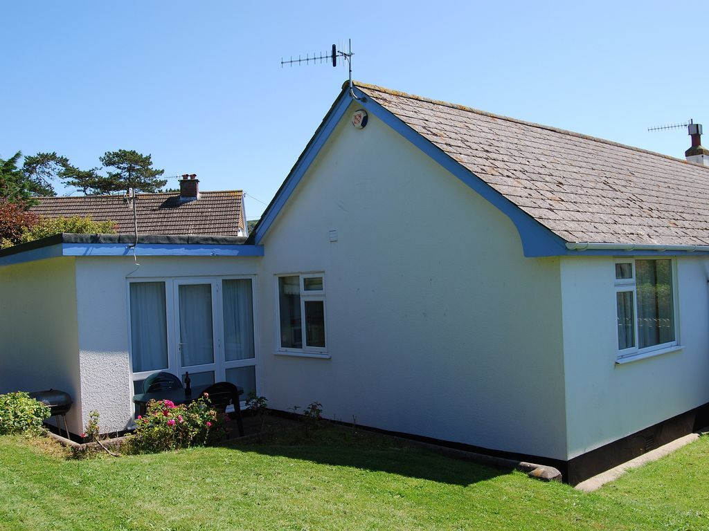 Apartment in Croyde for 2 people