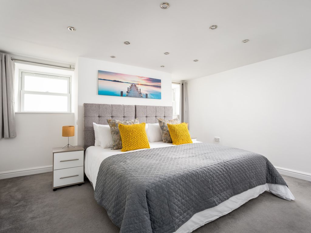 Flat with 3 rooms and garden