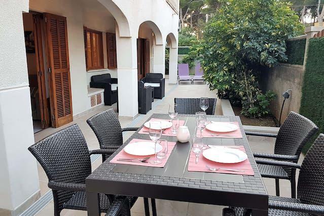 Apartment in Cala Ratjada II