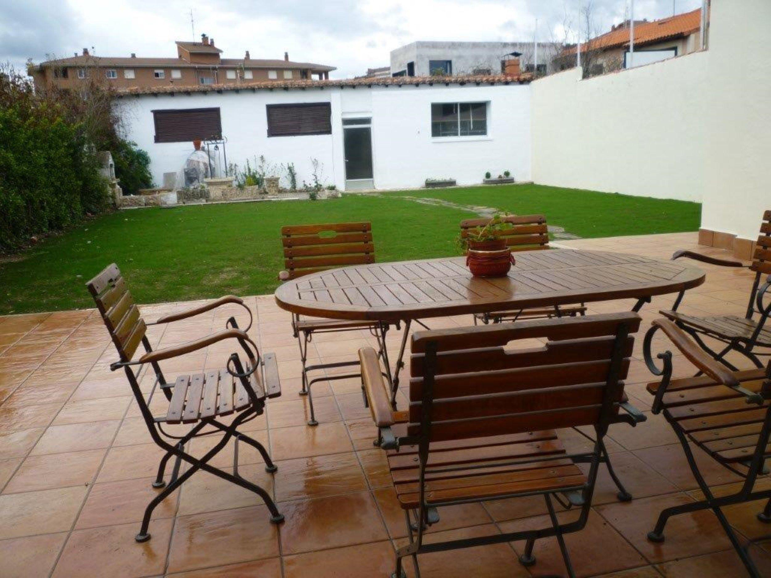 Alojamiento de 5 habitaciones en Burgos