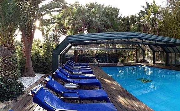 Vivienda de 4 habitaciones con piscina