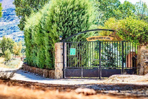 Residencia en Valverde del fresno con piscina