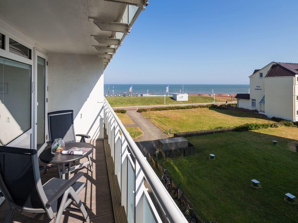 Ferienunterkunft auf 43 m² in Norderney