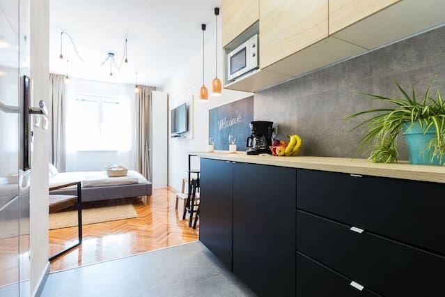 Hébergement de 19 m² à Zadar