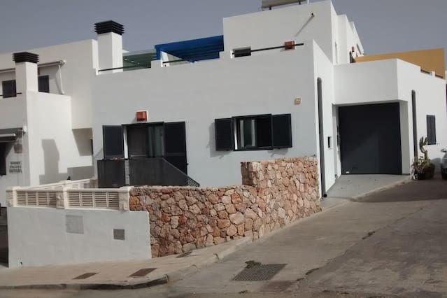 Alquiler de casa en Rodalquilar