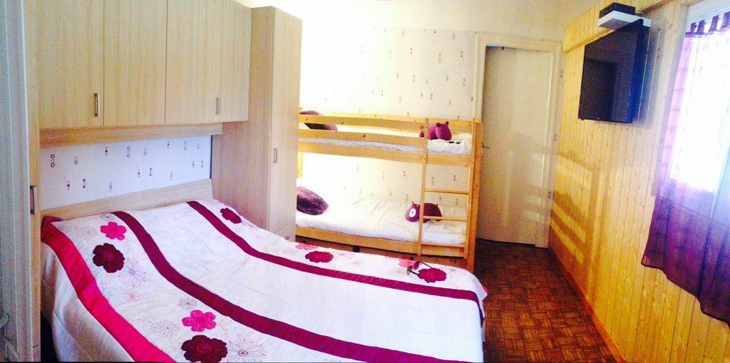 Maravillosa vivienda de 1 habitación