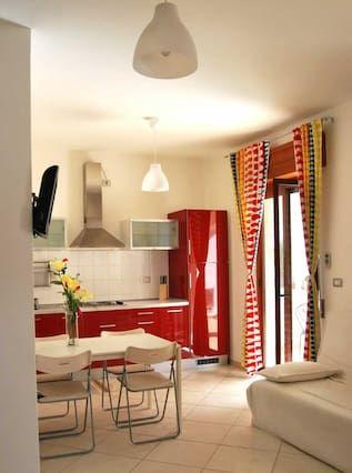 Apartamento estupendo para 4 personas