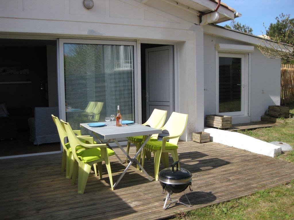 Casa de 30 m² en Lacanau-océan