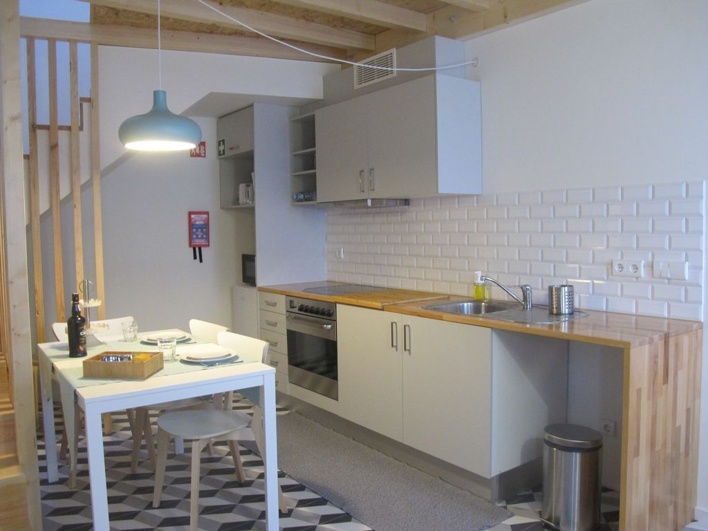 Alojamiento de 2 habitaciones en Porto