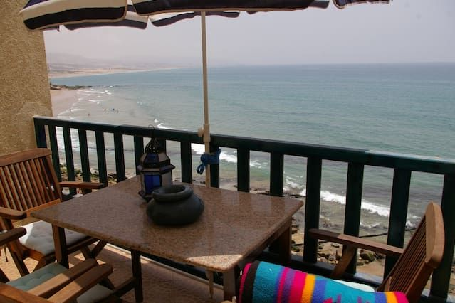 Fabulous Sea View In Taghazout, Sea Front.