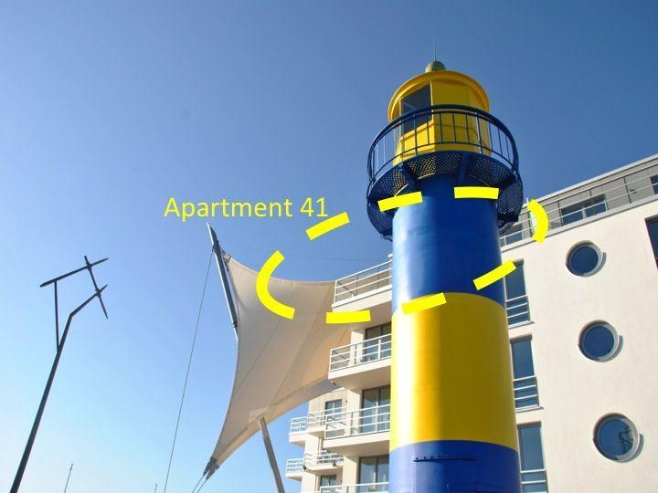 Ferienunterkunft auf 57 m² mit 1 Zimmer