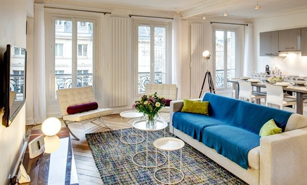Apartamento precioso para 8 en parís