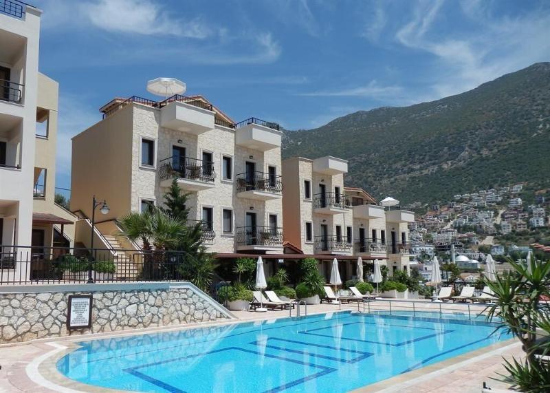 Emir Sea Apartment Kalkan