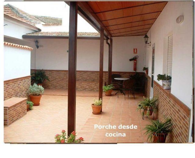 Alojamiento de 3 habitaciones con parking incluído